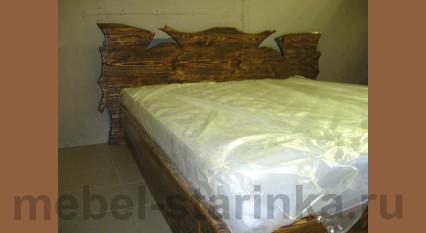 Кровать под старину №-14