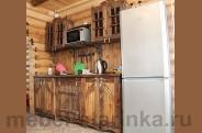 Кухня под старину 'Хозяюшка'