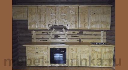 "Кухня под старину ""Аленушка"""