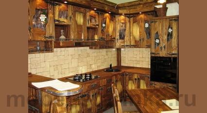 "Кухня под старину ""Варвара"""