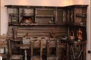 Кухня под старину 'Славянка'