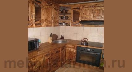 Кухня под старину 'Домик'