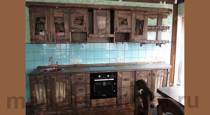 """Кухня под старину """"Маргарита"""""""