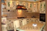 Кухня под старину 'Грация'