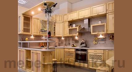 Кухня под старину 'Очаг'