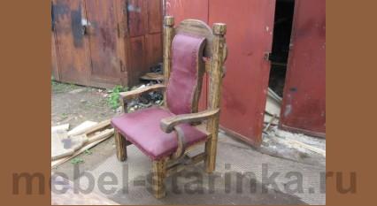 """Кресло под старину """"Тантал"""""""