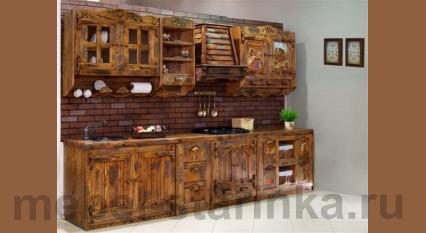 """Кухня под старину """"Констанция"""""""