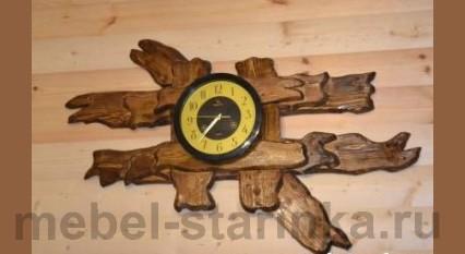 Часы под старину №-2