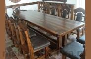 Стол под старину 'Трапезный'