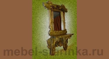 Зеркало под старину №-2