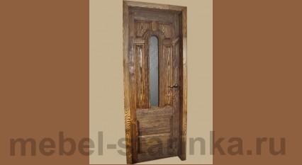 """Дверь под старину №-17 """"Рим"""""""