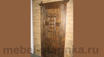 """Дверь под старину №-7 """"Версаль"""""""