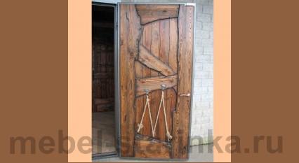 "Дверь под старину №-19 ""Шервуд"""