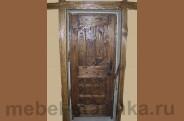 """Дверь под старину №-27 """"Ладога"""""""