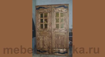 """Дверь под старину """"Боярская"""""""