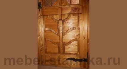 """Дверь под старину """"Альянс II"""""""