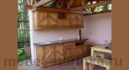 """Кухня под старину """"Анастасия"""""""