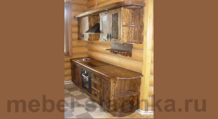 "Кухня под старину ""Валентина"""