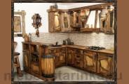 Кухня под старину 'Екатерина'