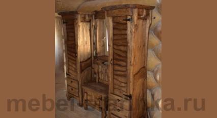 Шкаф под старину №-6