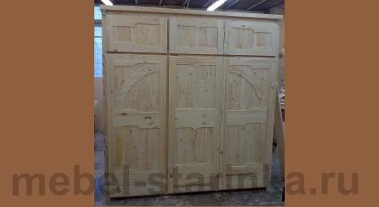Шкаф под старину №-5