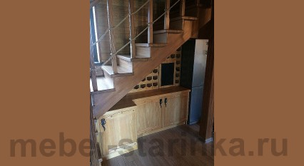 Шкаф под старину №-9