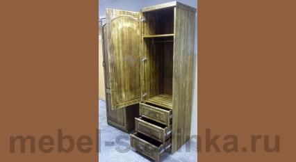 Шкаф под старину №-7