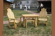 """Комплект стол и стулья """"Пикник 4"""""""