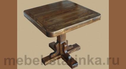 Стол под старину 'Викинг-2'