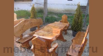Стол под старину 'Лисенок'