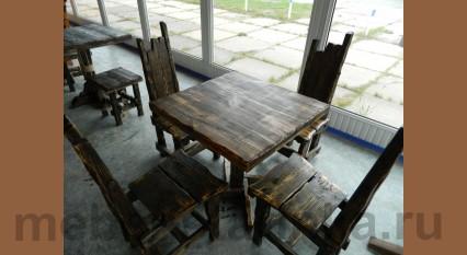 """Комплект стол и стулья  """"Космос"""""""
