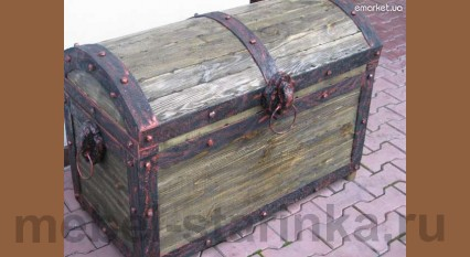 Сундук под старину 'Гном'