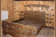 Кровать под старину №-6