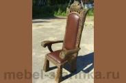 """Кресло под старину """"Герцог"""""""