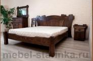 Кровать под старину №-1
