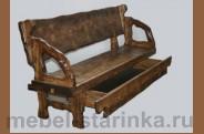 Скамейка №-25