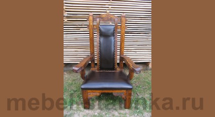 "Кресло под старину ""Наполеон"""