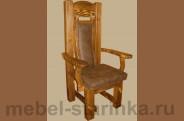 Кресло под старину 'Кардинал'
