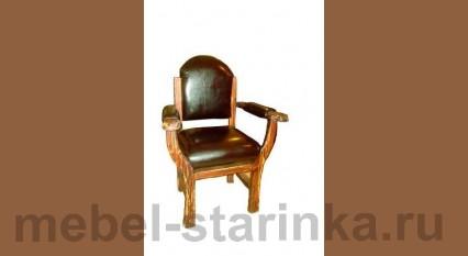 """Кресло под старину """"Помещик"""""""