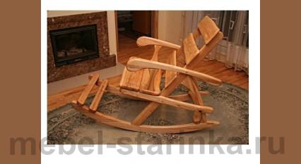 Кресло-качалка 'Бабуля'