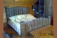 Кровать под старину №-11