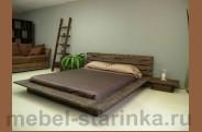 Кровать под старину №-10
